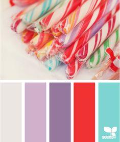 Candied Hues Color Scheme