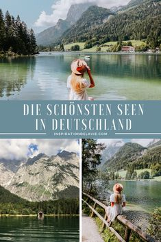Die schönsten Seen in Deutschland? Die stelle ich dir in meinem Blogbeitrag zusammen. Ob große Seen zum Schwimmen, geheime Badeseen in Baden-Württemberg und Bayern oder traumhafte Bergseen in Deutschland. Auf meinem Blog findest du die besten Tipps für einen Ausflug zum See und meine Lieblings-Seen auf einer Deutschland Karte. So entdeckst du garantiert Inspiration für deine Deutschland Reise 2021. #reisetipps #reisen #see #badesee #sommer