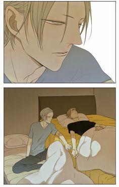 Read manga 19 Days - Ahhh, the feels. Definitely one of my fave comics!