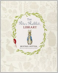 beatrix potter gift set | The Peter Rabbit Library 10 Books Collection Gift Set ...