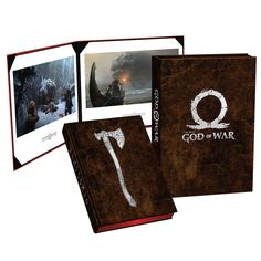 New Playstation Gear Store item: The Art of God of War Exclusive Edition #Playstation4 #PS4 #Sony #videogames #playstation #gamer #games #gaming