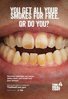 FDA youth tobacco prevention campaign - American Dental ...