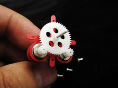 7mm coreless motor reduction gear set Ornithopter RC Airplanes micro 3D aircraft 3D plane