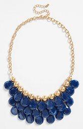BP. Teardrop Bead Necklace (Juniors)