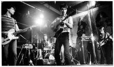 Talking Heads at CBGBs 1977