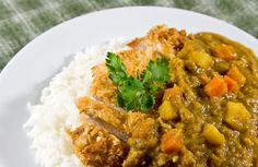 Japanese-style curry rice-this link is to an article on food and not the recipe, but it's a good read.