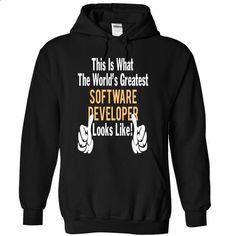 SOFTWARE DEVELOPER - LOOKLIKE - #tshirts #black tshirt. CHECK PRICE => https://www.sunfrog.com/LifeStyle/SOFTWARE-DEVELOPER--LOOKLIKE-7997-Black-13028492-Hoodie.html?68278
