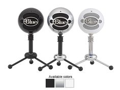 Auction Blue Microphones Snowball USB Microphone