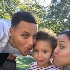 68 Times Steph Curry's Adorable Family Totally Outshone Him