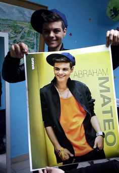 Abraham Mateo :)