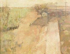 Michael Andrews (British, 1928-1995) Landscape