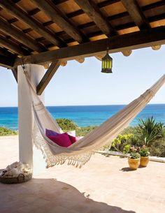 #hammocks #summer #ocean