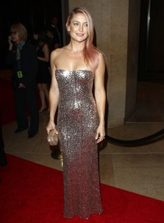 Kate Hudson in Jenny Packham | American Cinematheque Award to Matthew McConaughey 2014