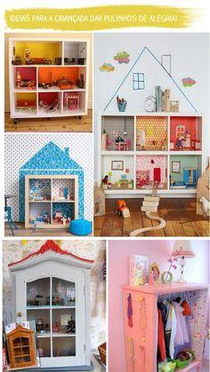 Casinhas de bonecas