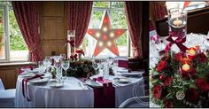 Christmas weddings at The Manor Bickley