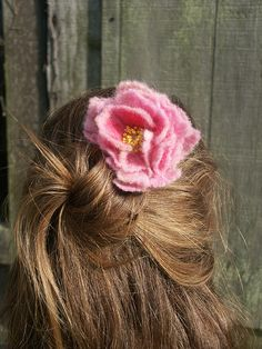 felt peony | Flickr - Photo Sharing!