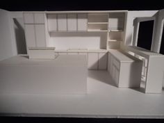 #Modern #Kitchen  Design Concept: To research kitchen styles and create your own functional kitchen design.