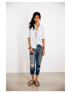 American Eagle Spring/Summer 2014 Women's Lookbook