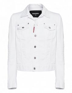 DSQUARED2 Evergreen White