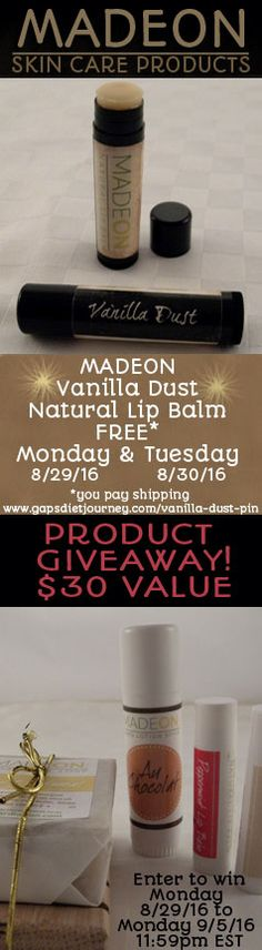 MadeOn+Giveaway!