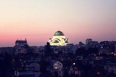 Belgrade,Serbia <3 Belgrade Serbia, The St, Taj Mahal, Temple, Serbian, Spaces, Adventure, Building, Identity
