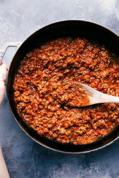 """Easy skillet turkey sloppy joes are made with better-for-you ingredients, the best sauce, and loaded with """"hidden"""" veggies. Turkey Sloppy Joes, Turkey Meatloaf, Ground Turkey Tacos, Ground Turkey Recipes, Healthy Weeknight Dinners, Healthy Meals, Healthy Eating, Chelsea's Messy Apron, Hidden Vegetables"""