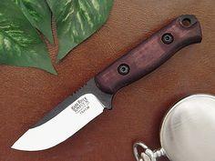 Bark River Knives: Pocket Bravo Cool Knives, Knives And Tools, Knives And Swords, Bark River Knives, Blacksmithing Knives, Knife Making Tools, Old Tools, Knife Sheath, Custom Knives