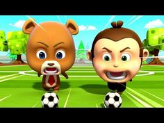 Penalty Shoot Out | Kids Show For Children | Cartoons For Kids By Loco Nuts - YouTube