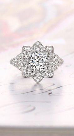 pavé diamonds and perfect symmetry//