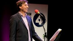Comedian Mark Steel visits towns across the UK and creates a show for a local audience