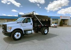 2018 FORD F750 - Dump Truck Exchange Ford Trucks For Sale, Air Brake, Used Ford, Cruise Control, Driving Test, Vehicles, Off Road Cars, Trucks, Car