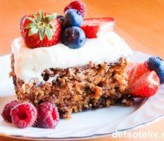 Gulrotkake fra R.no - Best på kakeoppskrifter! Bread Cake, Dessert Bread, Norwegian Food, Norwegian Recipes, Recipe Boards, Looks Yummy, Carrot Cake, Let Them Eat Cake, Frisk