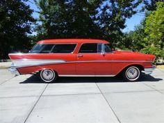 '57 Chevrolet Nomad Wagon 2 Door