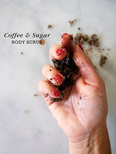 The best kept secret for skin imperfections www.TheCoffeeScrub.com