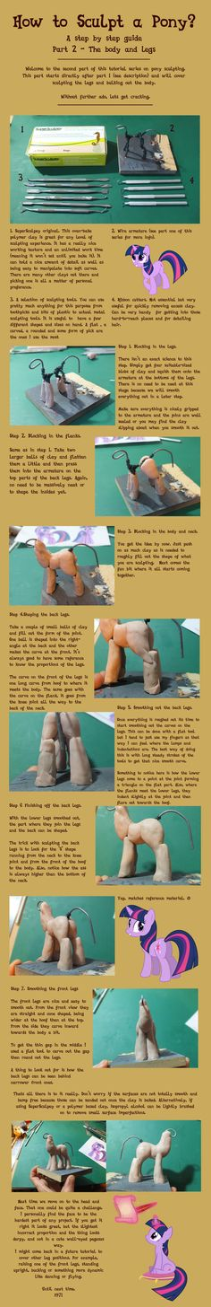 Tutorial series part 2: Legs and body. by frozenpyro71.deviantart.com on @deviantART