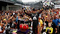 NASCAR Indy results