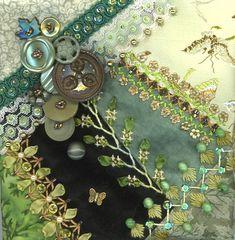 Button Block 2 by Pam Kellogg http://www.kittyandmedesigns.blogspot.com/