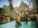 Subtropisch zwembad in Erperheide met snorkelbad
