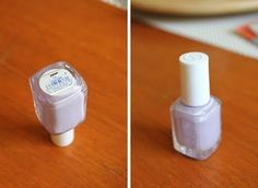 """if you don't have this color already, get it now. essie """"nice is nice""""."""