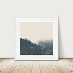 mountains photograph spring woodland forest door oohprettyshiny