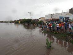 HORA DA VERDADE: URGENTE: Segunda maior enchente da história de Ria...