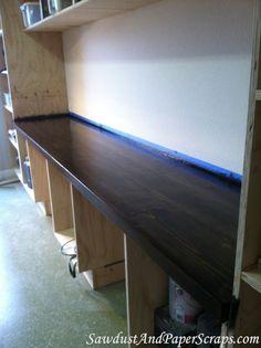 Workshop Countertop Coat 3