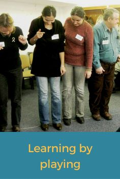 In an organisation, the most important thing is working in a team to achieve sucessful projects. Here, at T&C'n Business, adults learn about how to depend on one another in a team. Latest Form, Business Professional, Play To Learn, A Team, Train, Learning, Books, Projects, Organization