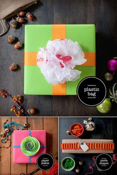 12 days of DIY gift wrapping (Right@Home): Bet you've never wrapped gifts like this before!