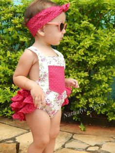 Aqui você acha os moldes! http://www.marlenemukai.com.br/2015/12/15/infantil-jardineira-bunda-rica-para-bebe/