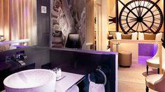 Hotel Secret de Paris en París Francia | Splendia - http://pinterest.com/splendia/