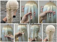 Game of thrones hair !!