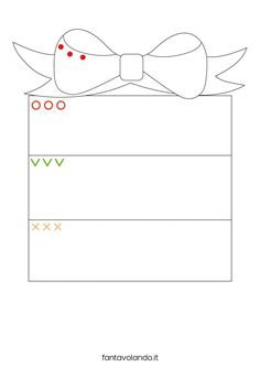 Christmas Worksheets, Christmas Activities For Kids, Winter Crafts For Kids, Art For Kids, Printable Preschool Worksheets, Preschool Activities, Christmas Ornament Template, Diy Toys, Kindergarten