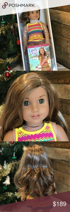 American Girl Grace Welcome Gifts BNIB Retired Girl of the Year 2016