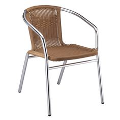 american outdoor furniture aluminum bistro chair